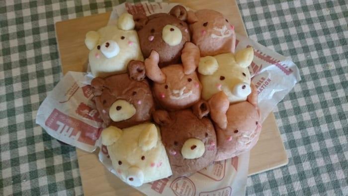 8月28日(火)親子パン講座☆みんなで食べたい♪アニマルちぎりパンをつくろう!(つくば市)